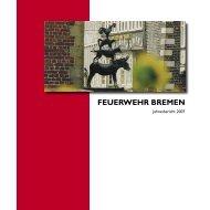 Jahresbericht 2007_neu.indd - Feuerwehr Bremen