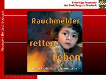 Feuerwehr Bergisch Gladbach - Feuerwehr Dossenheim