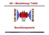 Beurteilungswerte - Freiwillige Feuerwehr Herzogenrath