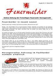 pdf - Freiwillige Feuerwehr Herzogenrath