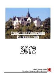 2012 - Freiwillige Feuerwehr Herzogenrath