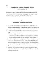 213 Verordnung über die Laufbahn der ehrenamtlichen ...