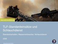 TLF/Schlauchdienst - Feuerwehr Meilen