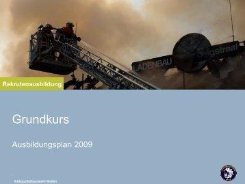 Grundkurs - Feuerwehr Meilen