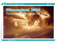 Wissenstest 2004 - Staatliche Feuerwehrschule Würzburg