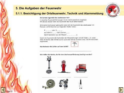 Brandschutzerziehung Teil 2 Feuerwehr Cottbus