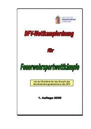 Wettkampfordnung - Feuerwehr Bomsdorf
