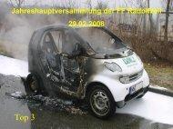 TOP 3 Tätigkeitsbericht des Kommandanten - Freiwillige Feuerwehr ...