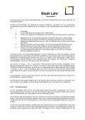 Rechtsbelehrung zum Aufnahmegesuch - Feuerwehr Lahr - Page 2