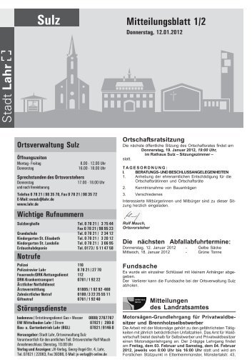01 12 Sulz neu - Stadt Lahr