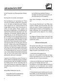 Jahresbericht 2007 - Feuerwehr Lahr - Page 6