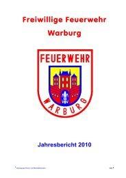 Freiwillige Feuerwehr Warburg