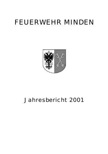 jb2001.pdf (93 - Feuerwehr Minden - Stadt Minden