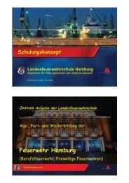 Landesfeuerwehrschule Hamburg - Feuerwehrtraining.net