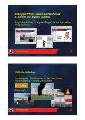 Landesfeuerwehrschule Hamburg - Feuerwehrtraining.net - Page 6