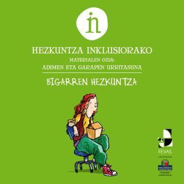 HEZKUNTZA INKLUSIORAKO - Creena - Navarra