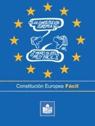 La Constitución Europea de Fácil Lectura - Feaps