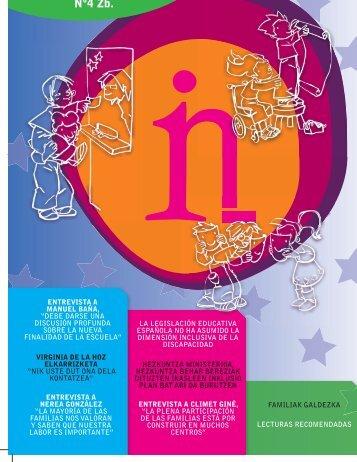 Revista IN Nº4 - Fevas