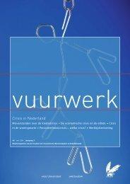 Crisis in Nederland - Feweb - Vrije Universiteit Amsterdam