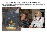 Feuerwehr-Ball am 28. Jänner im Gasthaus ... - FF Jedenspeigen