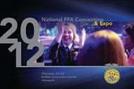 2012 National FFA Convention & Expo Brochure:Layout 1