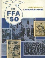 FFA At 50 - National FFA Organization