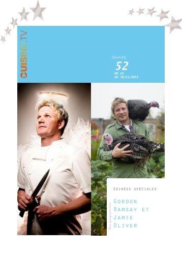 Gordon Ramsay et Jamie Oliver