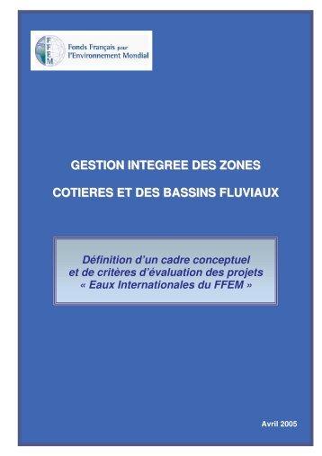 version definitive-gestion integree du littoral et des bas - FFEM