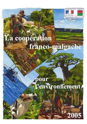 Coopération franco-malgache pour l'environnement - FFEM