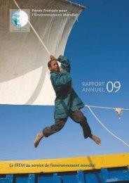 Rapport annuel 2009 - FFEM