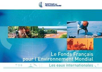 Le FFeM et les eaux internationales