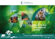 Financing biodiversity preservation - FFEM