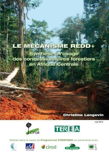Guide REDD+ pour les concessionnaires forestiers d'Afrique ... - FFEM