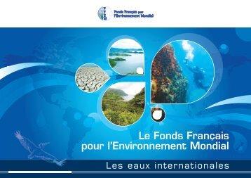 Eaux internationales - (PDF - 3984 Ko) - FFEM