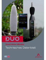 Smart Noise Monitor - Wölfel Beratende Ingenieure Gmbh + Co ...