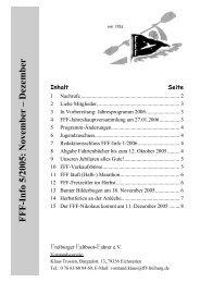 5/2005 - Freiburger Faltboot Fahrer e.V.