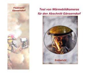 Ein Exemplar Firma MSA Auer - FF Gänserndorf
