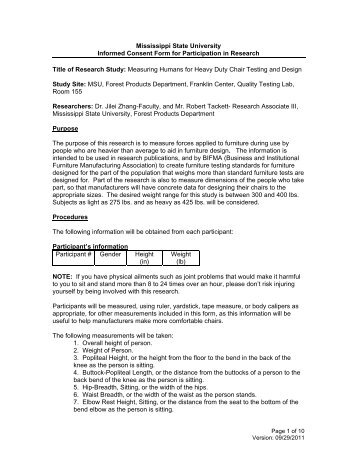 Noyce Informed Consent Form - The K-State College Of Education