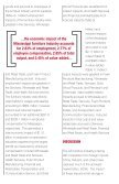 Economic impacts - Franklin Furniture Institute - Mississippi State ... - Page 5