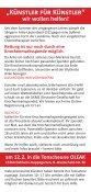 """""""Künstler für Künstler"""" wir wollen helfen! - Seite 2"""