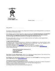 Künstlerbrief als pdf - Frankfurter Kunstverein eV