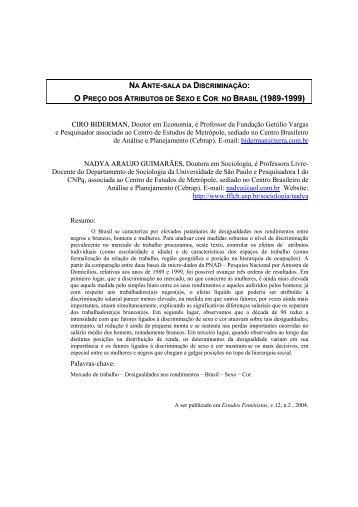 : (1989-1999) - fflch - USP