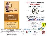 marche FIN 2013 - FFSP