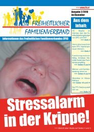 Ausgabe 2/2010 - Freiheitlicher Familienverband