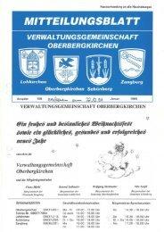 Oberbergkirchen - Freiwillige Feuerwehr Zangberg