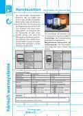 Produktinformation Kennleuchten - Hänsch - Seite 2