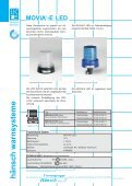 Produktinformation MOVIA-D LED - Seite 2