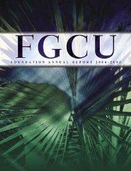2004-2005 - Florida Gulf Coast University