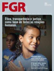 2ª Edição da FGR em Revista - Fundação Guimarães Rosa