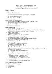 Cursos Livres – Fundação Guimarães Rosa